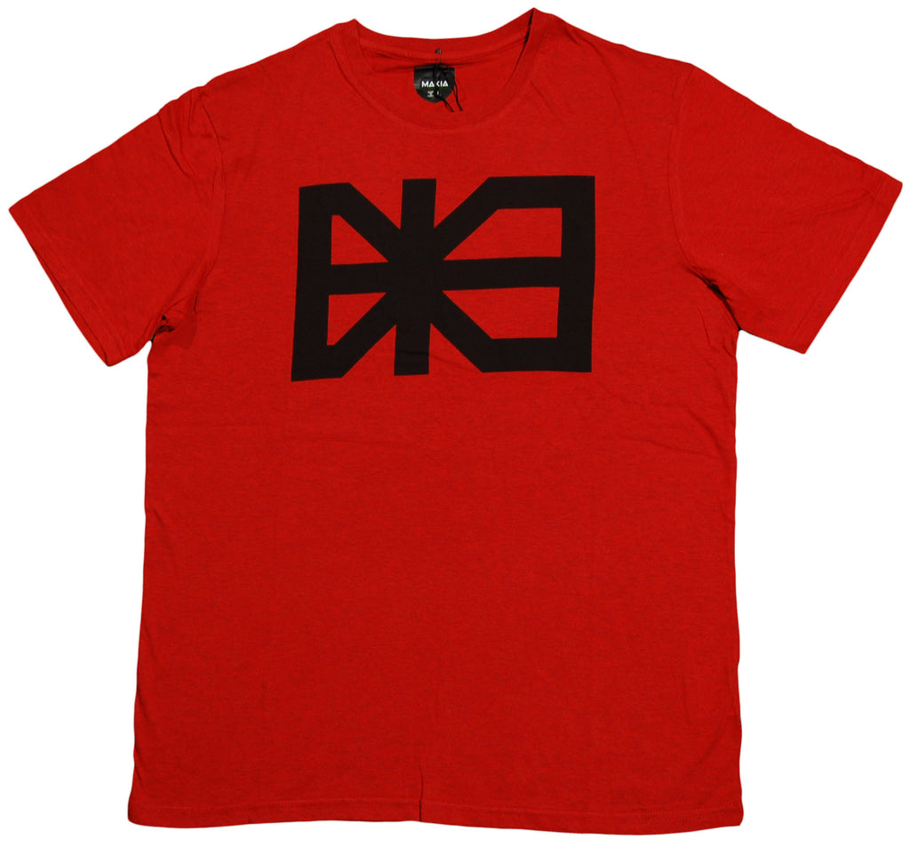 <!--2012092515-->Makia - 'Flag' [(Red) T-Shirt]