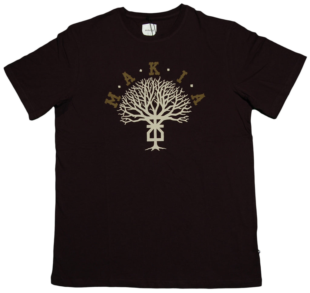 <!--2012092502-->Makia - 'Grow With Us' [(Black) T-Shirt]