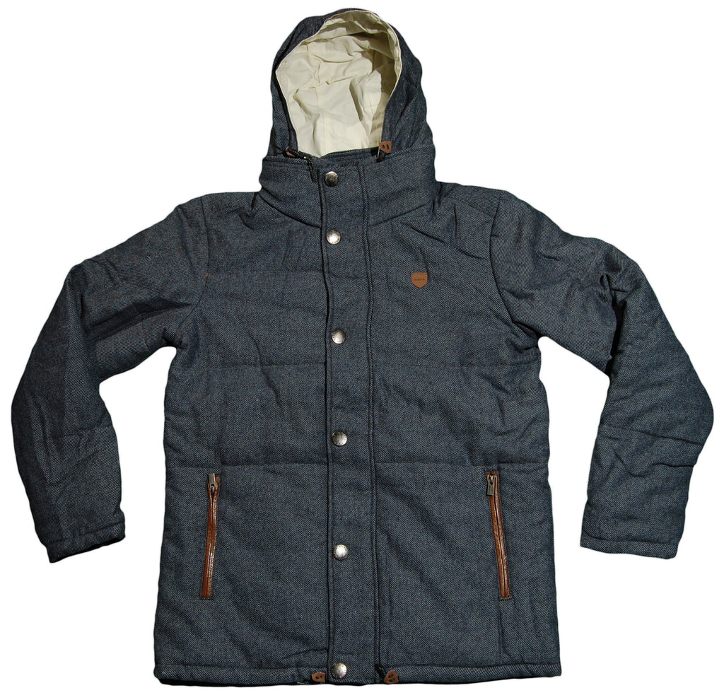 <!--2012092559-->Makia - 'Twill Jacket' [(Dark Blue) Jacket]
