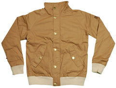 <!--2012092553-->Makia - 'Short Raglan' [(Light Brown) Jacket]
