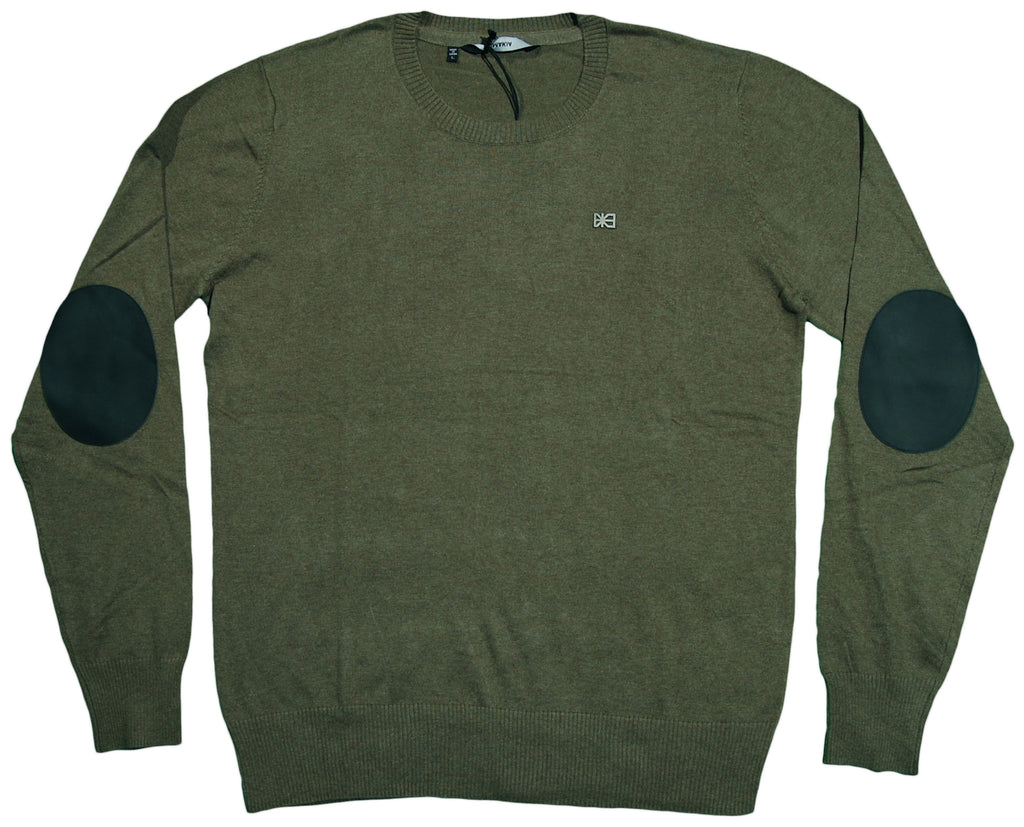 Makia - 'Steel Flag Knit' [(Dark Green) Sweater]