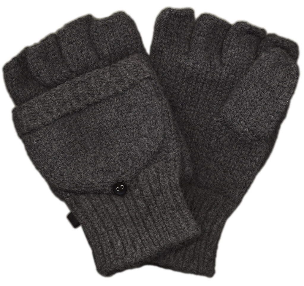 Makia - 'Fisherman's Mittens' [(Dark Gray) Gloves]