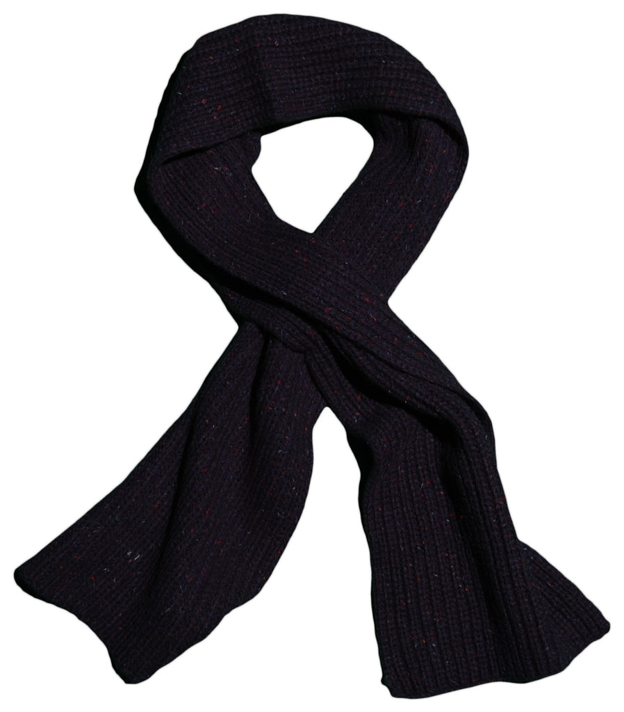 <!--020120925049519-->Makia - 'Donegal Scarf' [(Dark Blue) Scarf]