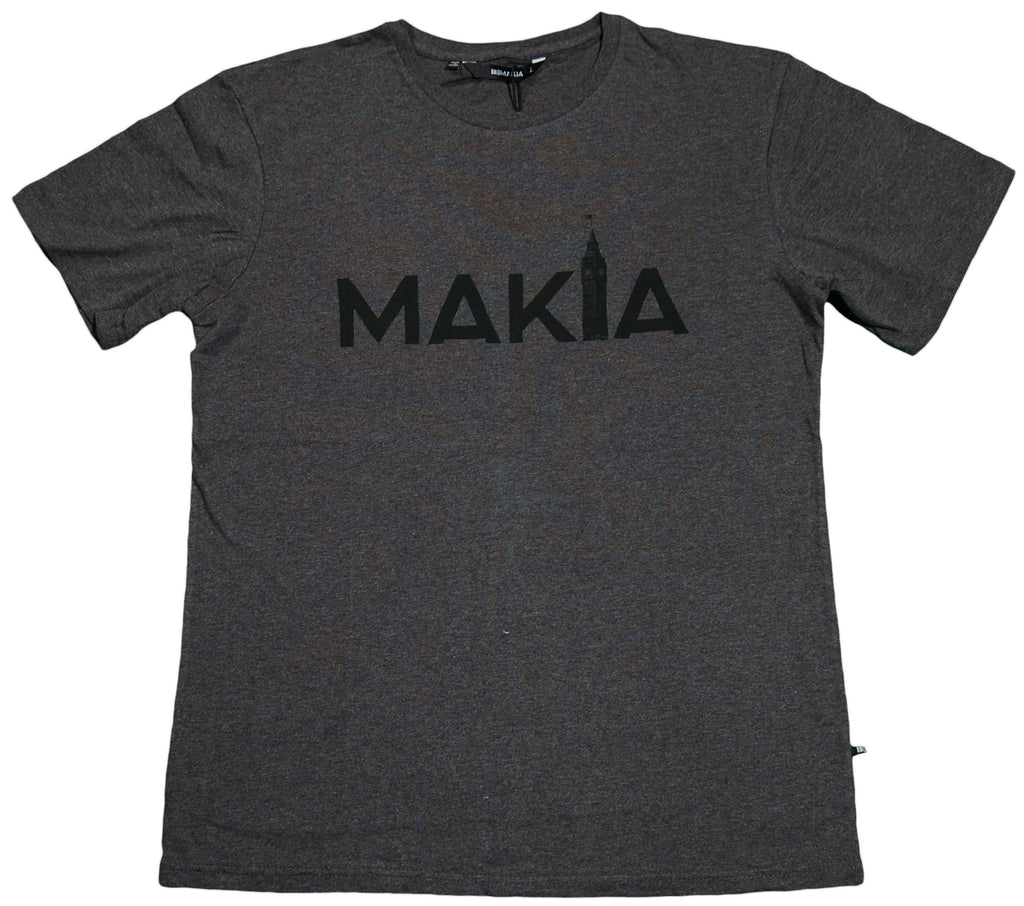 <!--2011110134-->Makia - 'Calling Ben' [(Dark Gray) T-Shirt]