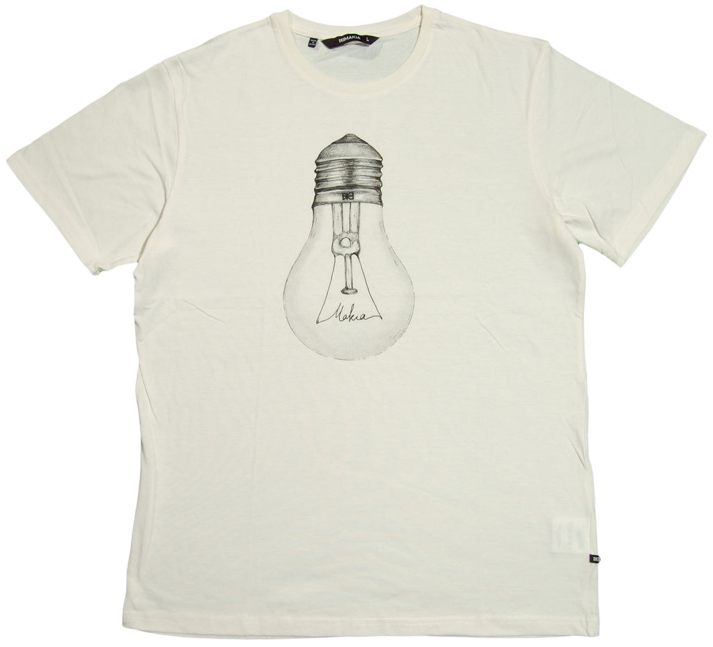 <!--2011110135-->Makia - 'Edison' [(Natural) T-Shirt]