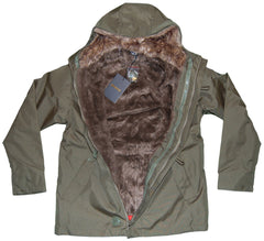 <!--2011110114-->Makia - 'Raglan Parka' [(Dark Green) Jacket]