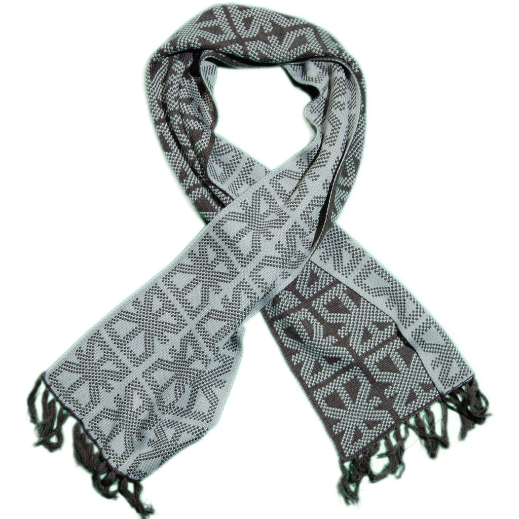 <!--020111101037716-->Makia - 'Two Tone - Melange' [(Dark Gray) Scarf]