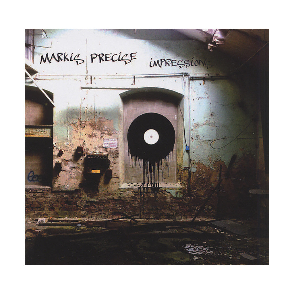 <!--120120731047667-->Markis Precise - 'Impressions' [CD]