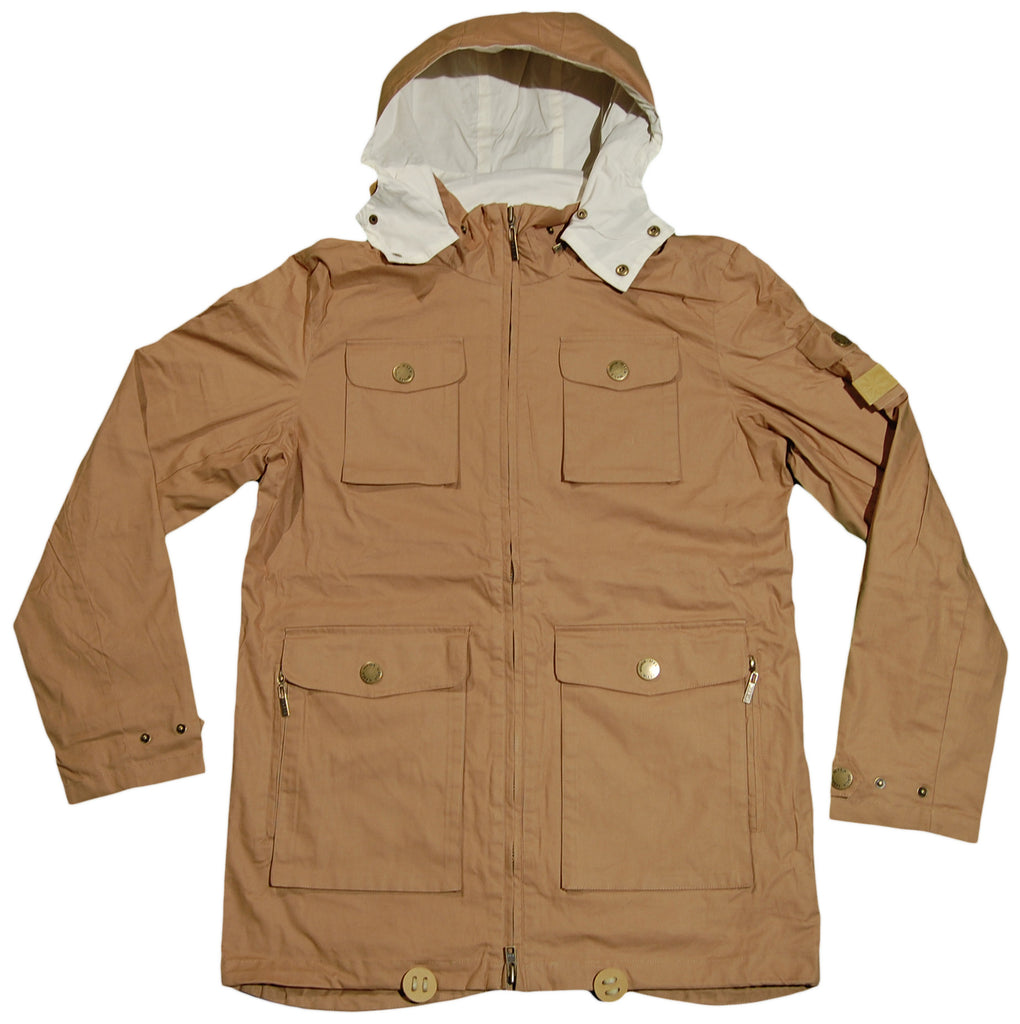 <!--2012030647-->Makia - 'Wax - Antelope' [(Light Brown) Jacket]