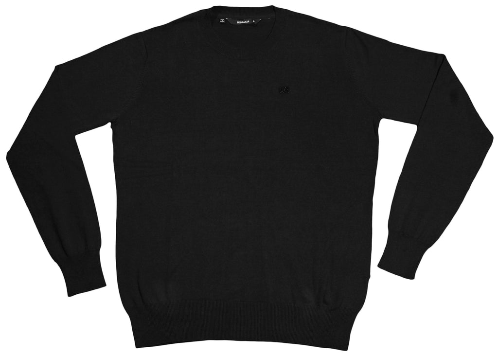 Makia - 'Steel Flag Knit' [(Black) Sweater]