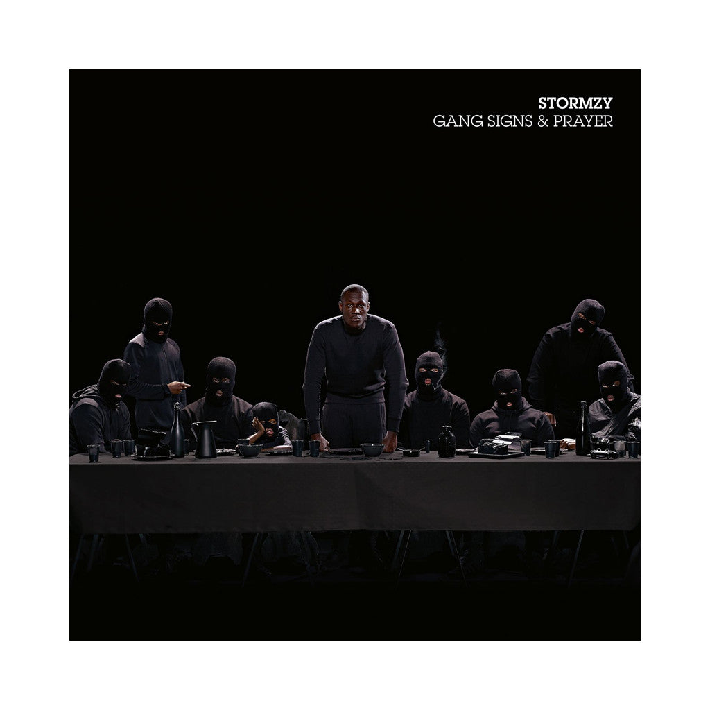 Stormzy - 'Gang Signs & Prayer' [CD]