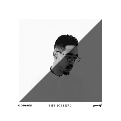 "[""Oddisee - 'The Iceberg' [(White & Black Iceberg Edition) Vinyl LP]""]"