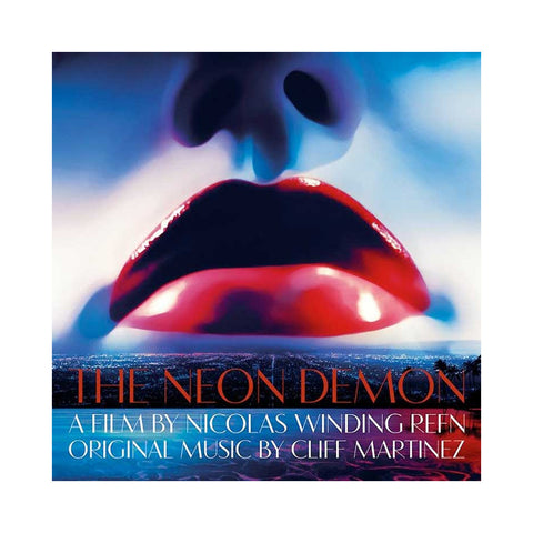 "[""Cliff Martinez - 'The Neon Demon (Original Motion Picture Soundtrack)' [(Blue & Green) Vinyl [2LP]]""]"