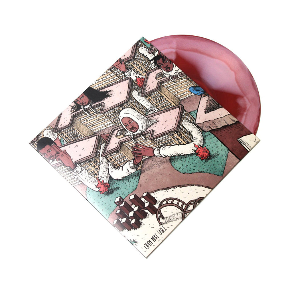 Open Mike Eagle - 'Brick Body Kids Still Daydream' [(Brick Red) Vinyl LP]