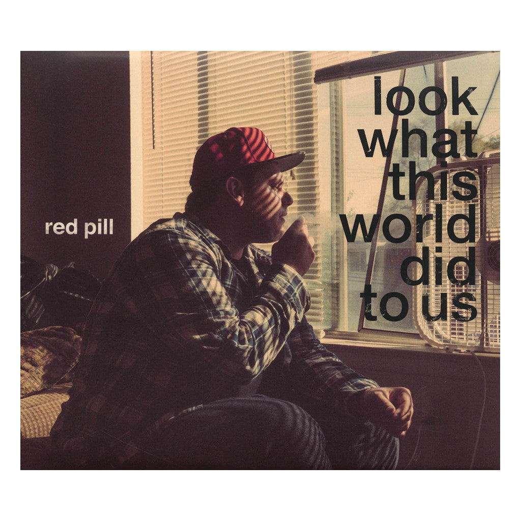 <!--2015032022-->Red Pill - 'Look What This World Did To Us' [Streaming Audio]