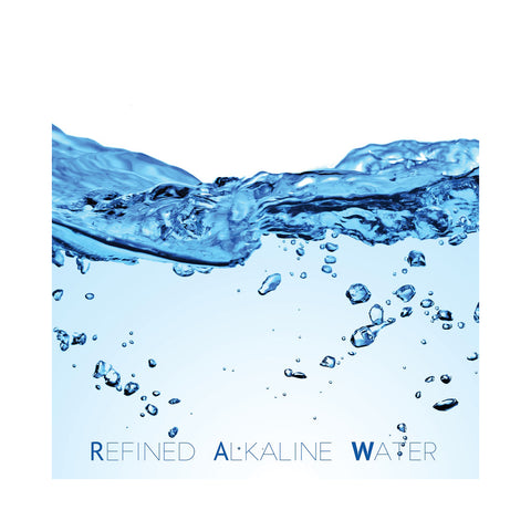 "[""Gensu Dean - 'RAW (Refined Alkaline Water)' [(Black) Vinyl LP]""]"