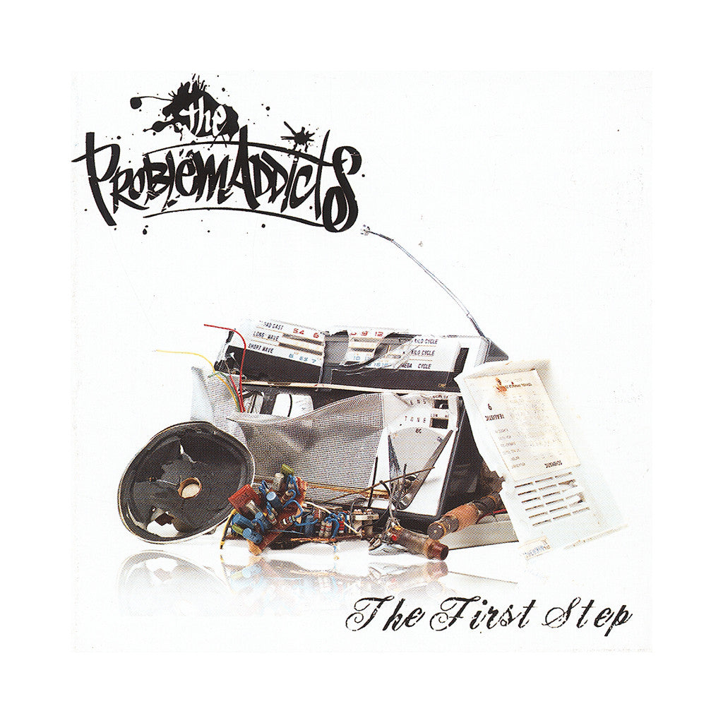 <!--020071002010638-->The Problemaddicts - 'The First Step' [CD]