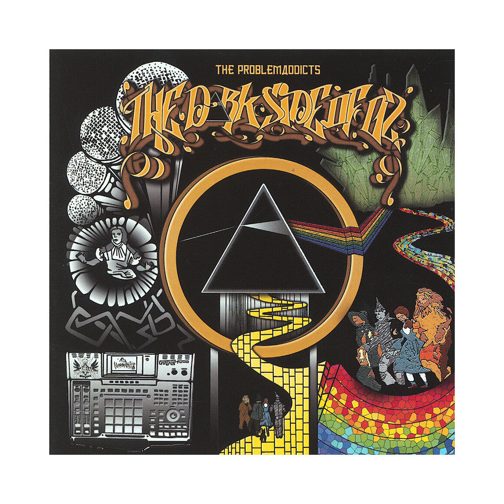 The Problemaddicts - 'The Dark Side Of Oz' [CD]
