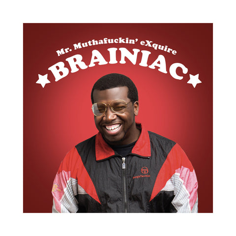 "[""Mr. Muthafuckin' eXquire - 'Brainiac' [(Black) Vinyl EP]""]"