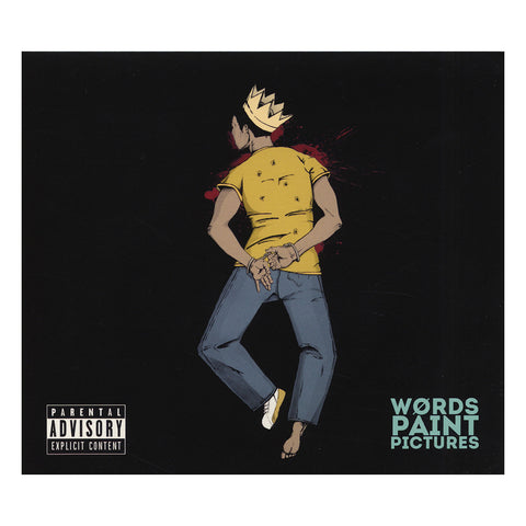 Rapper Big Pooh - 'Words Paint Pictures' [CD]