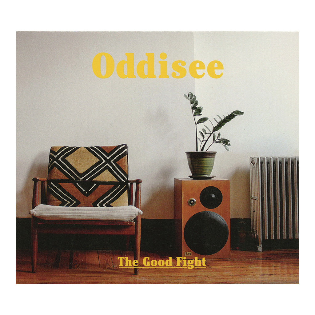 <!--2015032025-->Oddisee - 'That's Love' [Streaming Audio]