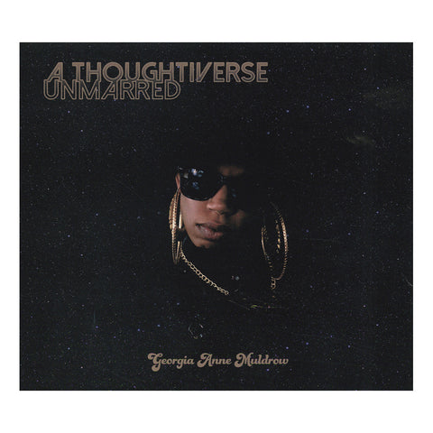 "[""Georgia Anne Muldrow - 'A Thoughtiverse Unmarred' [CD]""]"