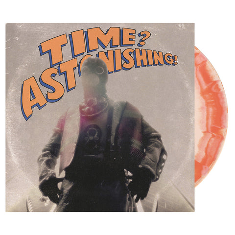 L'Orange & Kool Keith - 'Time? Astonishing!' [(Orange & Cream) Vinyl LP]