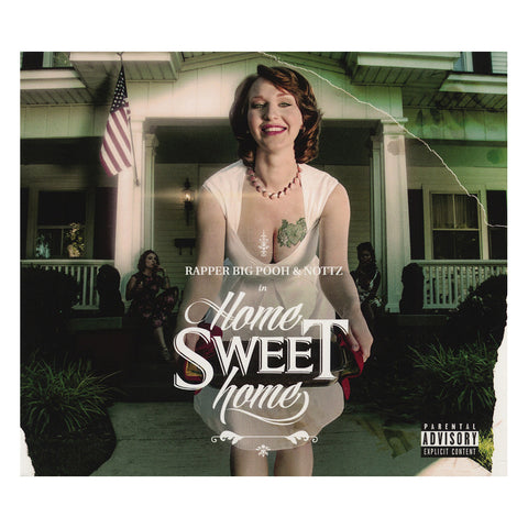 "[""Rapper Big Pooh & Nottz - 'Home Sweet Home' [CD]""]"