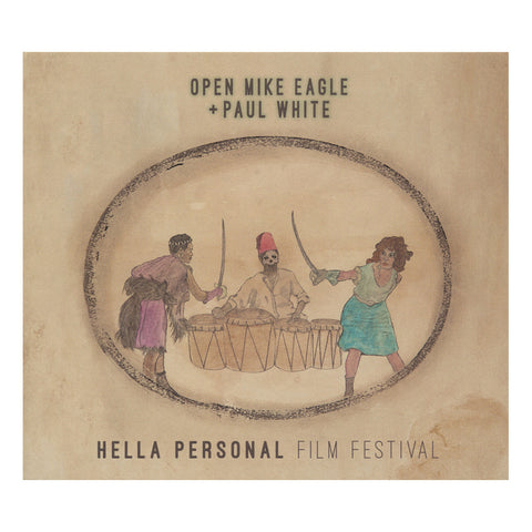Open Mike Eagle & Paul White - 'Check To Check' [Streaming Audio]