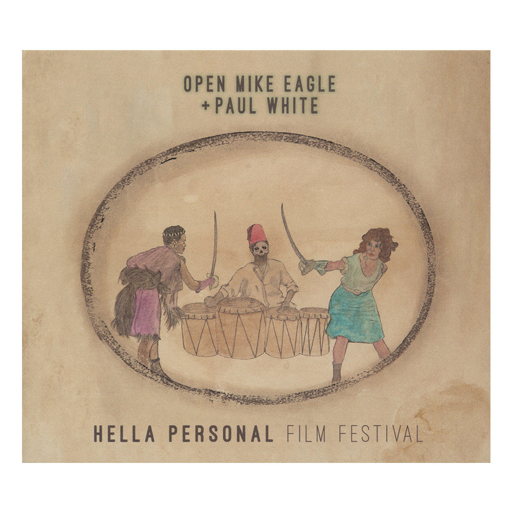 <!--2016051125-->Open Mike Eagle & Paul White - 'I Went Outside Today' [Streaming Audio]
