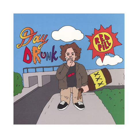 Red Pill - 'Day Drunk EP' [CD]