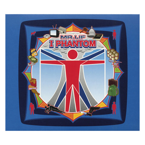 "[""Mr. Lif - 'I Phantom' [CD]""]"