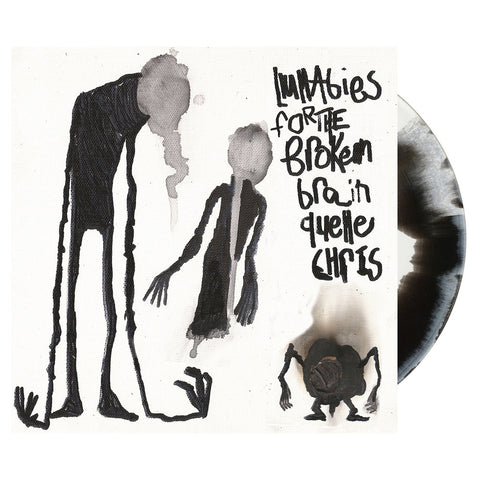 Quelle Chris - 'Lullabies For The Broken Brain' [(Black & White) Vinyl LP]