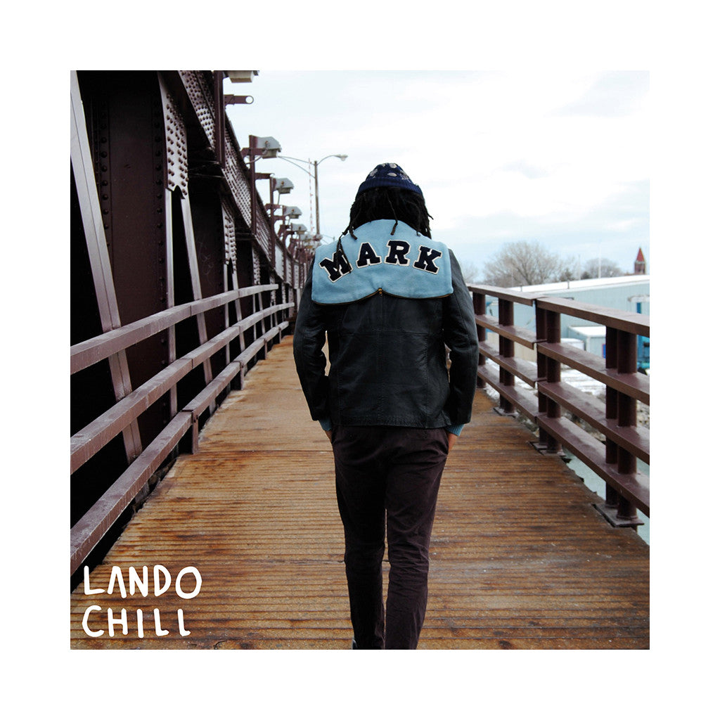 Lando Chill - 'For Mark, Your Son' [(Clear & Blue) Vinyl LP]