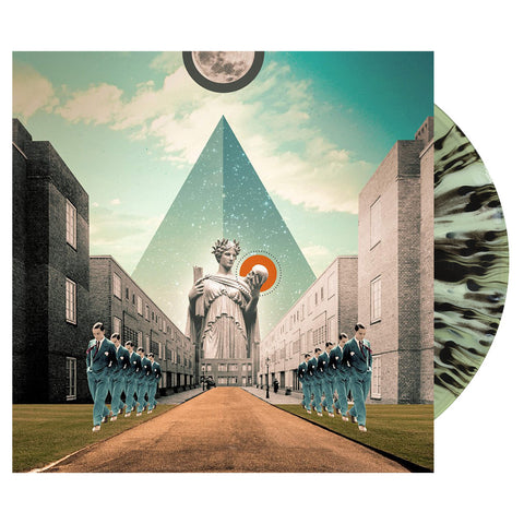 "[""L'Orange & Mr. Lif - 'The Life & Death of Scenery' [(Seafoam & Black Splatter) Vinyl LP]""]"