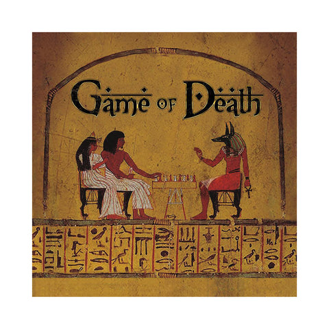 "[""Gensu Dean & Wise Intelligent - 'Game Of Death' [(Egyptian Gold) Vinyl LP]""]"