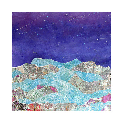 "[""Lando Chill - 'The Boy Who Spoke To The Wind' [(Purple w/ White Splatter) Vinyl LP]""]"