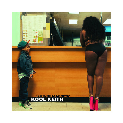 Kool Keith - 'World Wide Lamper' [Streaming Audio]