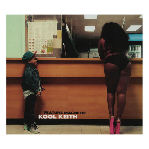 "[""Kool Keith - 'Feature Magnetic' [CD]""]"