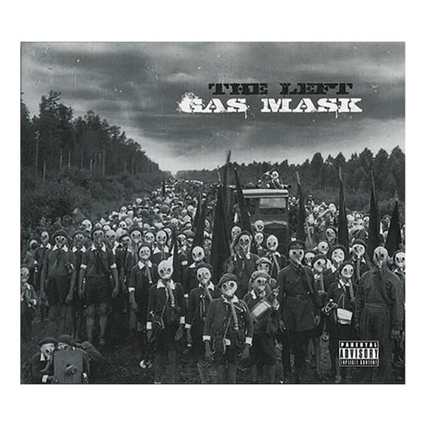 "[""The Left - 'Gas Mask' [CD]""]"