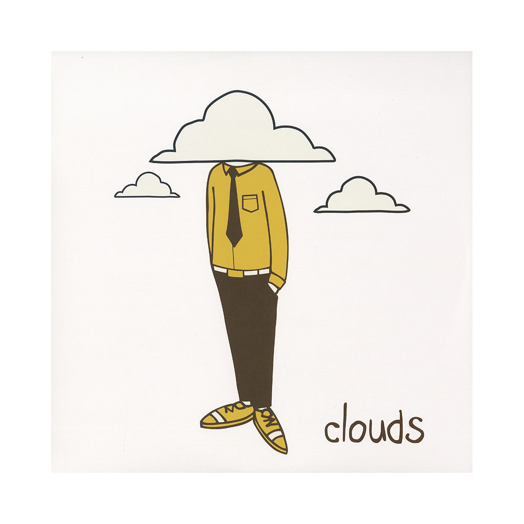 Apollo Brown - 'Clouds (Deluxe Edition)' [(Black) Vinyl LP]