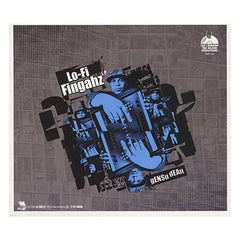Gensu Dean - 'Lo-Fi Fingahz' [CD]