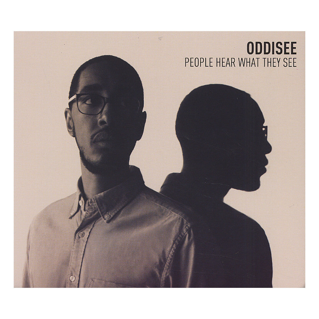 <!--2012061233-->Oddisee - 'People Hear What They See' [CD]