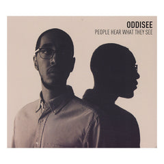 <!--020120612043974-->Oddisee - 'People Hear What They See' [CD]