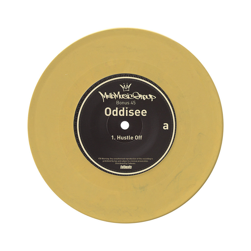 <!--2012080716-->Oddisee - 'People Hear What They See (Deluxe Edition)' [(Black) Vinyl [2LP]]