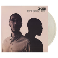<!--020120731043973-->Oddisee - 'People Hear What They See' [(Clear) Vinyl [2LP]]