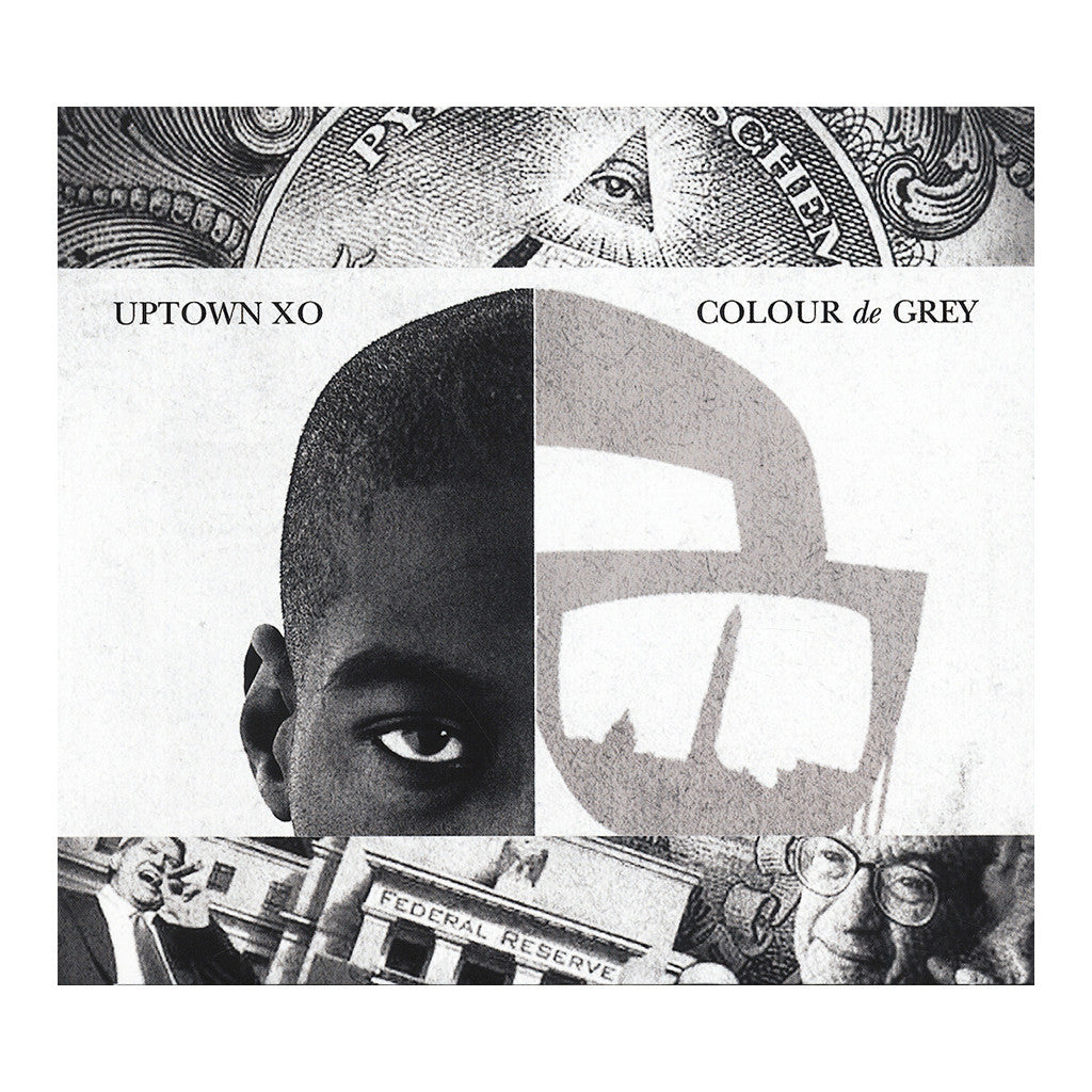 <!--020130205053379-->Uptown X.O. w/ A.B. The Pro - 'Colour de Grey' [CD]