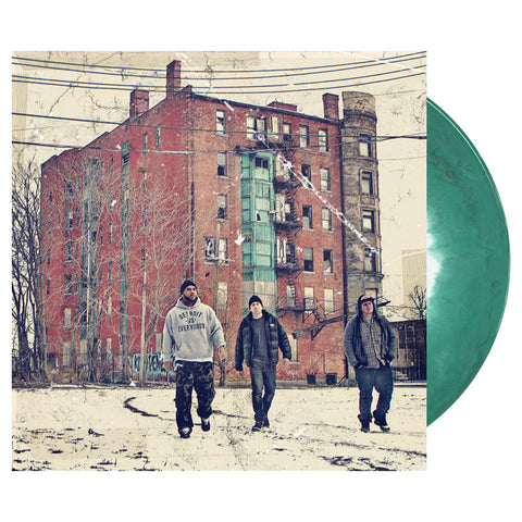 Ugly Heroes - 'Ugly Heroes (Deluxe Edition 2)' [(Teal & White Haze) Vinyl [2LP]]