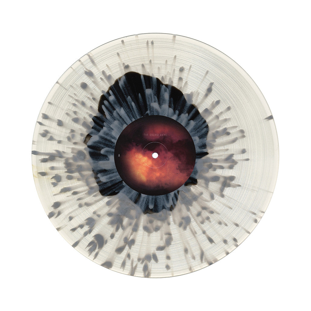 <!--020140415062659-->L'Orange - 'The Orchid Days: The End of Days Edition' [(Clear, Gray & Black Splatter) Vinyl LP]