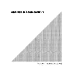Oddisee & Good Compny - 'Beneath The Surface (Live)' [CD]